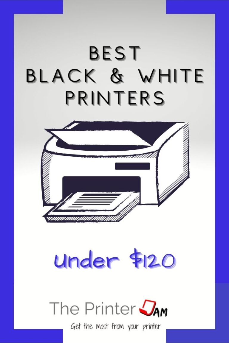 Review of the Best Monochrome Printers Under $120