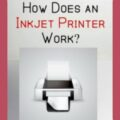 Inkjet Printer Works
