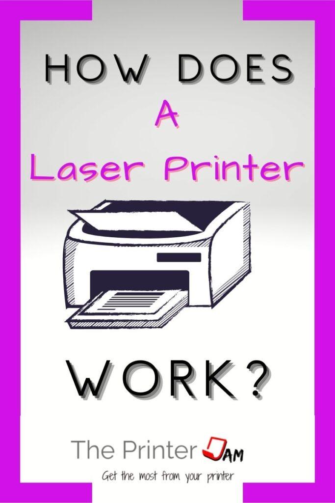 Laser Printer Works