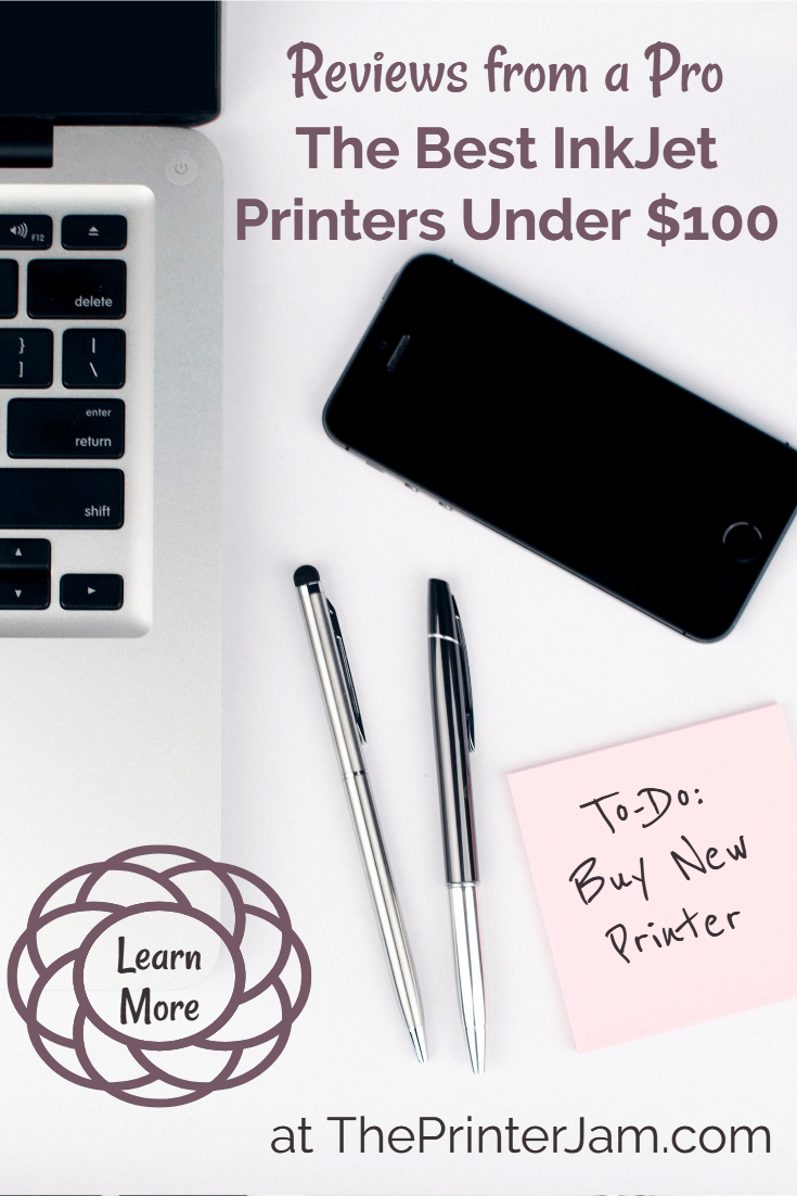 Review of the Best inkjet printers under $100