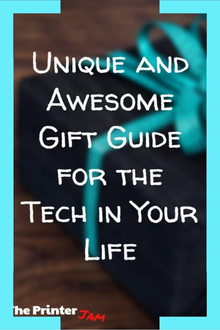 Gift Guide for the Tech in Your Life