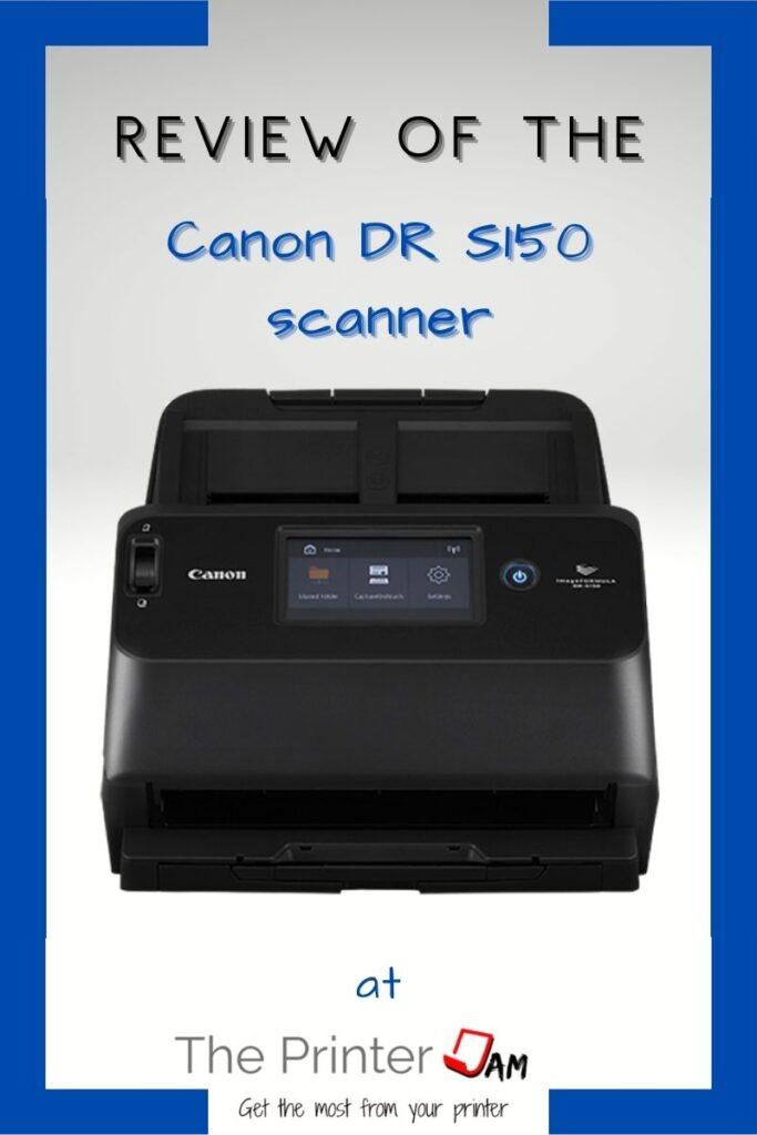 Canon DRs150