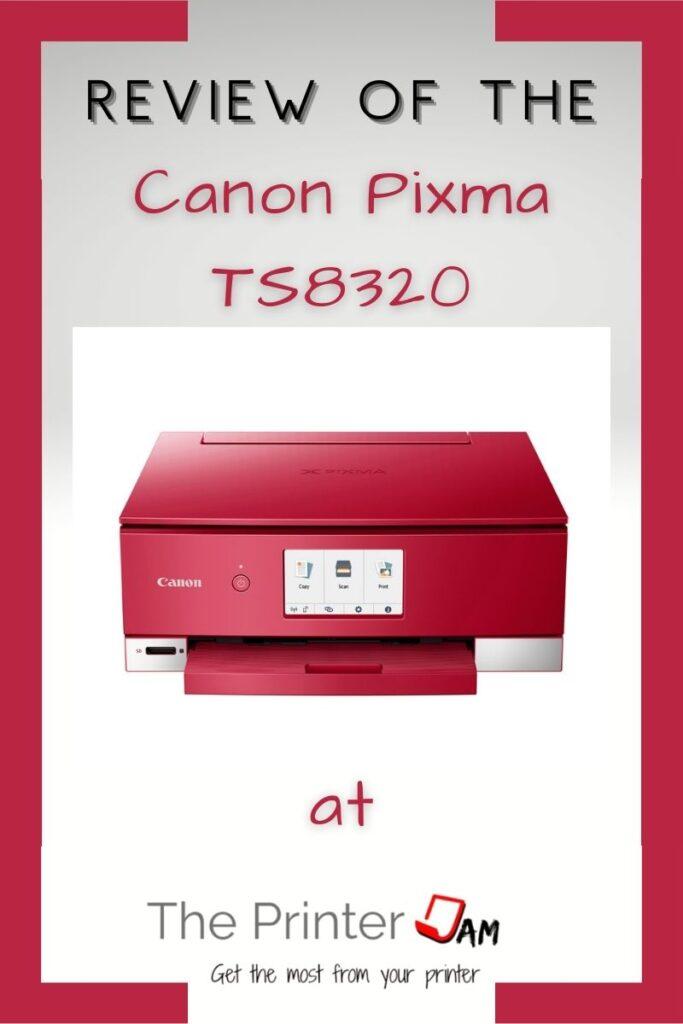 Canon TS8320