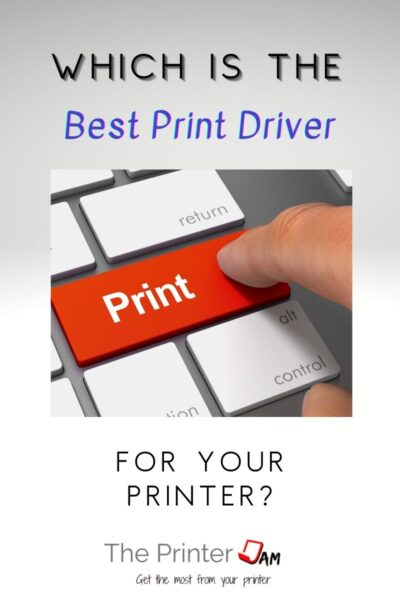 best print driver
