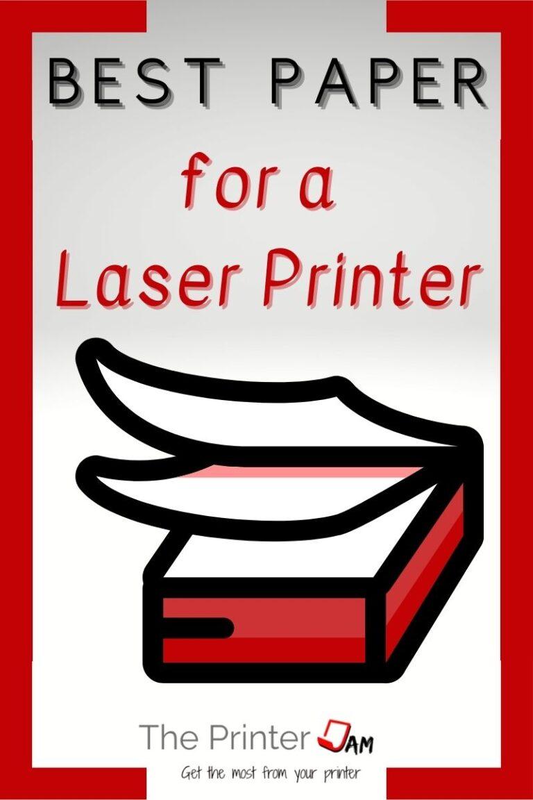 Best Paper for a Laser Printer