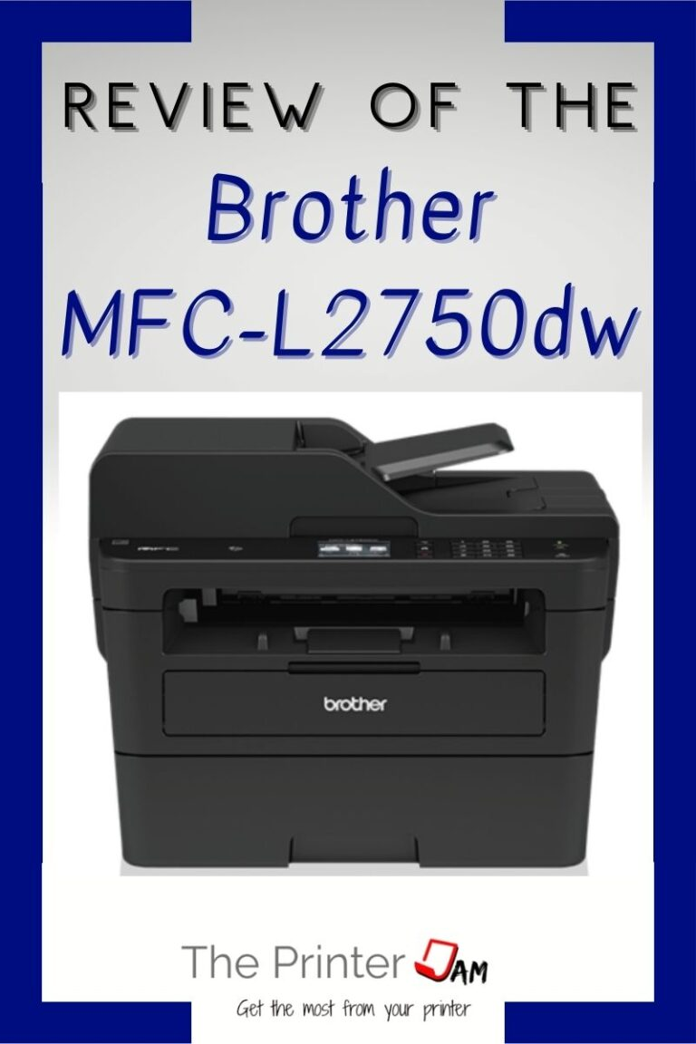 Review of the Brother MFC-L2750DW
