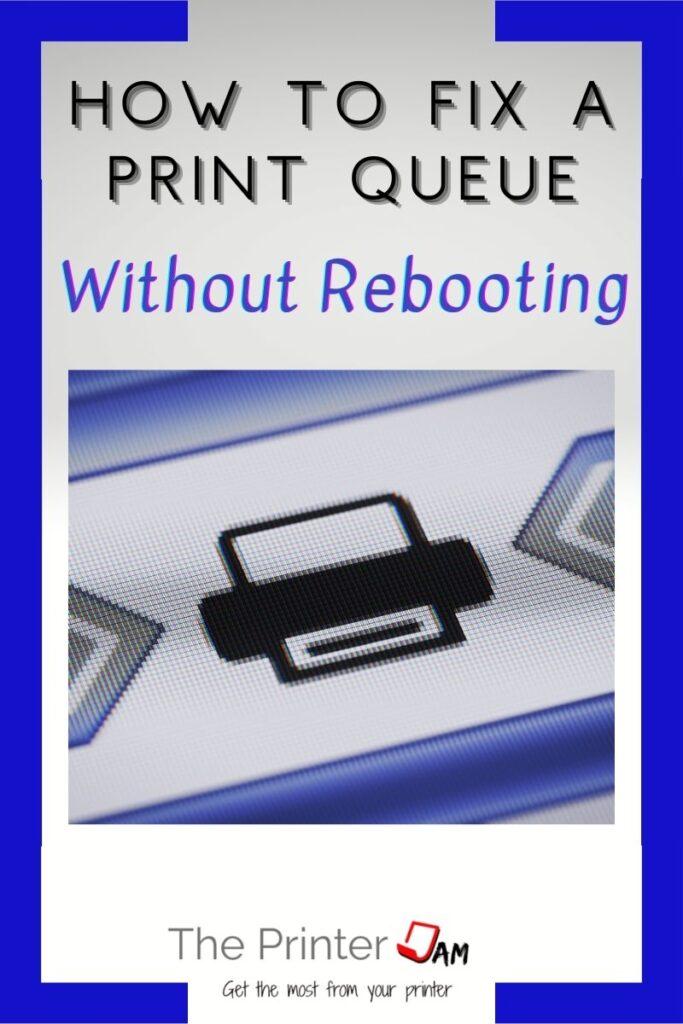 fix print queue