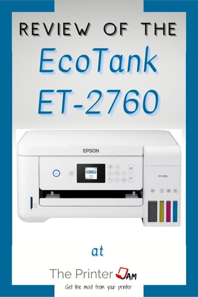EcoTank ET-2760