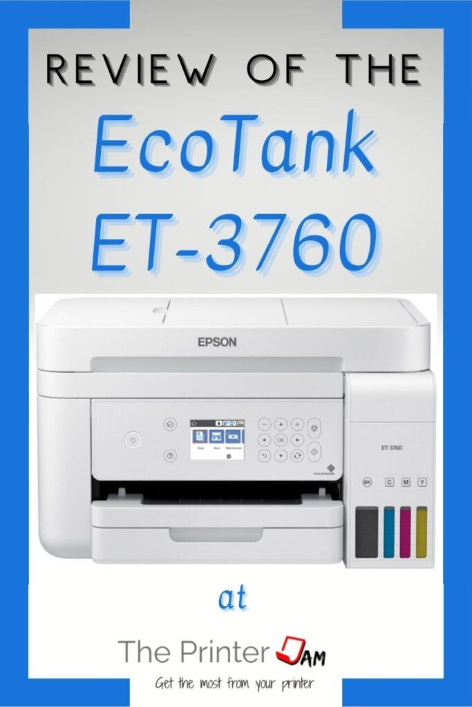 EcoTank ET-3760