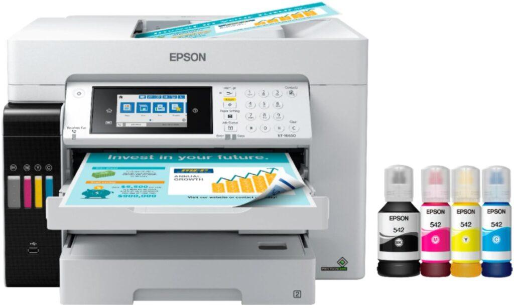 EcoTank Pro ET-16650