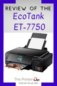 EcoTank ET7750