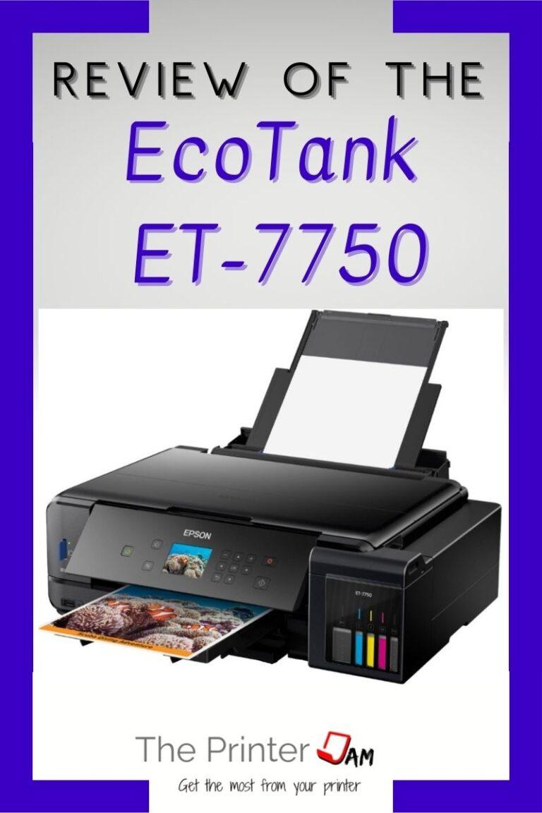 Epson EcoTank ET-7750 Expression Premium