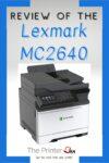 Lexmark MC2640aiwe