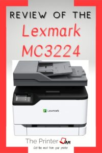 Lexmark MC3224