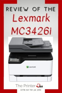 Lexmark MC3426i