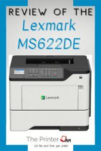 Lexmark MS622de