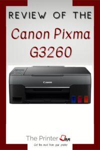 Canon Pixma G3260