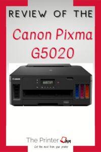 Canon Pixma G5020
