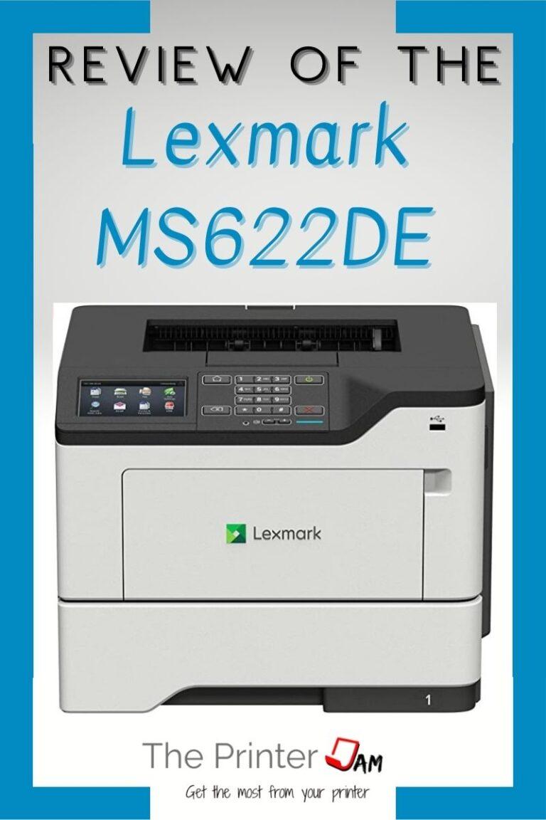 Lexmark MS622DE Review
