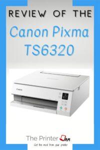 Canon Pixma TS6320